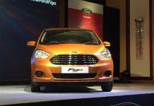 2015 Ford Figo India hatcback
