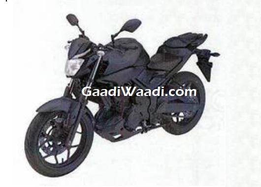 2015 Yamaha MT-03 Patented India