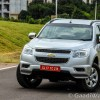 2016 Chevrolet TrailBlazer India Test Drive Review