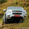 2016 Chevrolet TrailBlazer off road