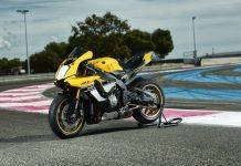 2016 Yamaha-YZF-R1 60th Anniversary