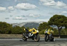 2016 Yamaha YZF-R1 60th Anniversary launch Livery