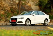 Audi A3 Sedan 40 TFSI