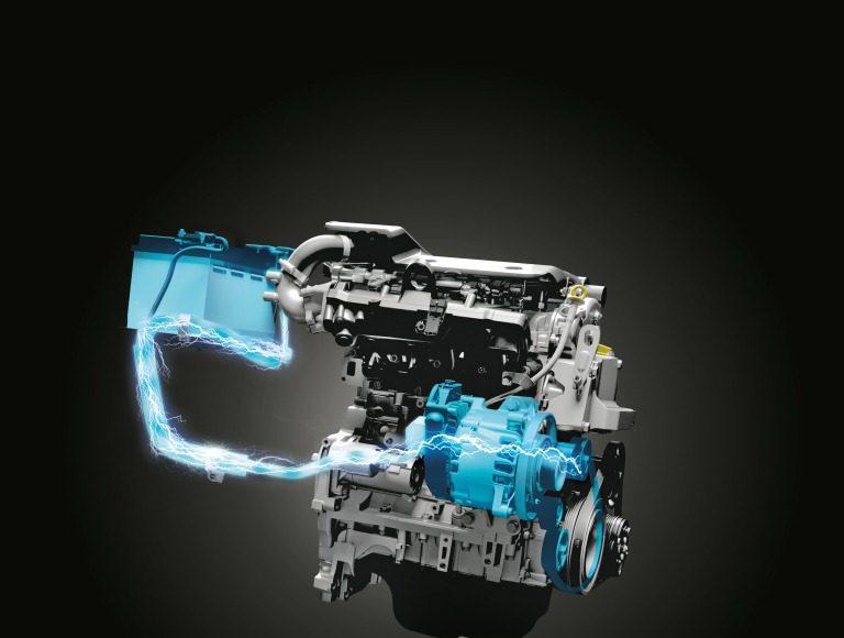 Ciaz Hybrid Engine IGS