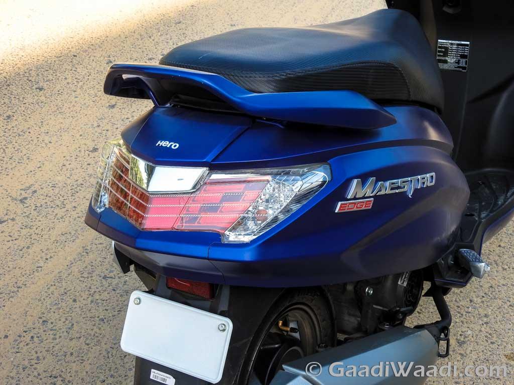 Maestro: 2015 Hero Maestro Edge First Ride Review