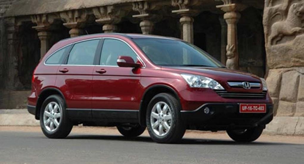 Honda CR-V India