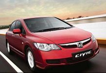 Honda India Civic 2006
