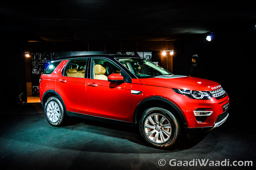 Land Rover Discovery Sport launched-5 (JLR contributes 80% to Tata Motors' global car sales)