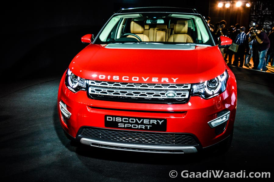 Land Rover Launched Discovery Sport Petrol in India at Rs ...