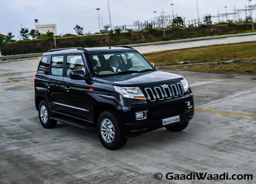 2015 Mahindra Tuv 300 Test Drive Review