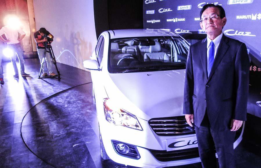 Maruti Ciaz Hybrid SHVS launched-9