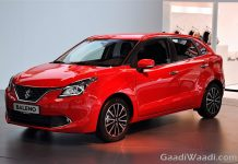 Maruti Suzuki Baleno 2016 india launch red-1