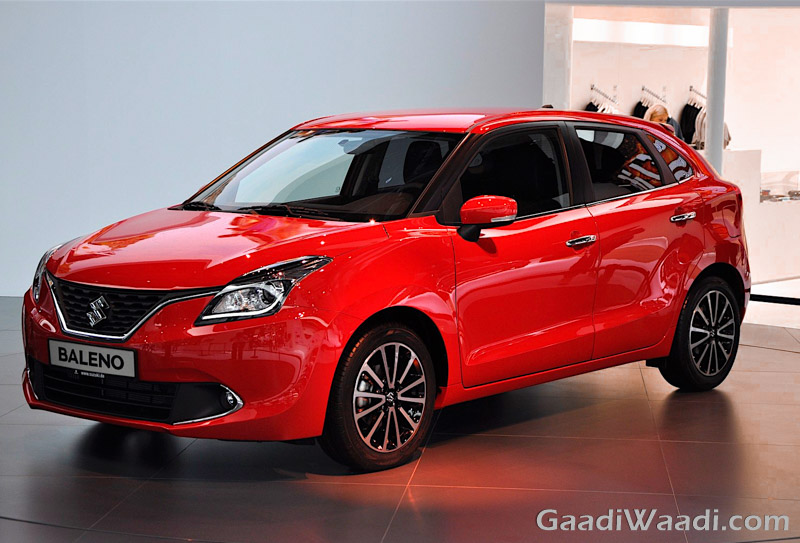 Over 2 Lakh Units Of Maruti Suzuki Baleno Sold In 2018