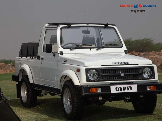 Maruti Suzuki Gypsy India