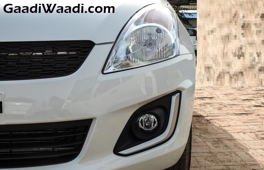 Maruti Suzuki Swift SP limited edition -10