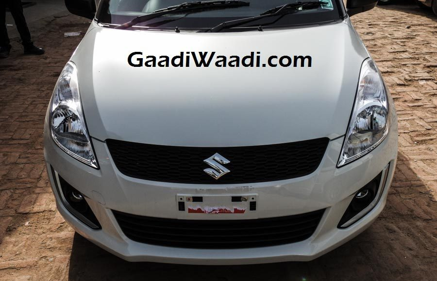 Maruti Suzuki Swift SP limited edition -11