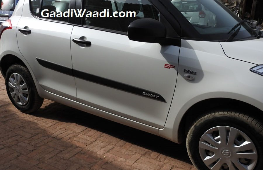 Maruti Suzuki Swift SP limited edition -5