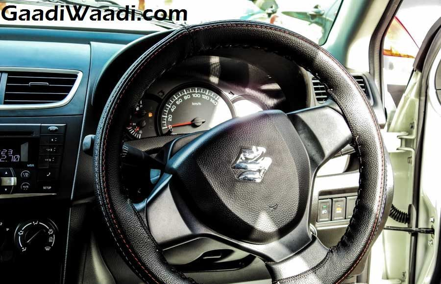 Maruti Suzuki Swift SP limited edition -8