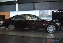 Mercedes Maybach S600 (2)