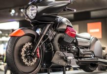 Moto Guzzi MGX 213