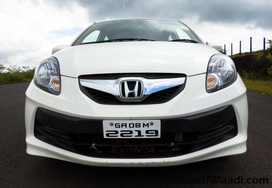Honda Ponders Building India Specific Small Car