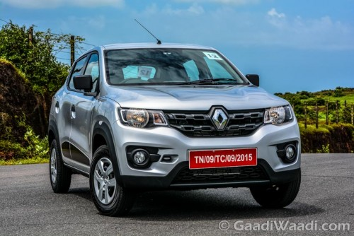 Renault Kwid Enters Used Car Market Available At Just 15 Depreciation