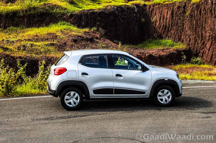 renault kwid 1 0l amt 1000 cc price specs mileage features. Black Bedroom Furniture Sets. Home Design Ideas