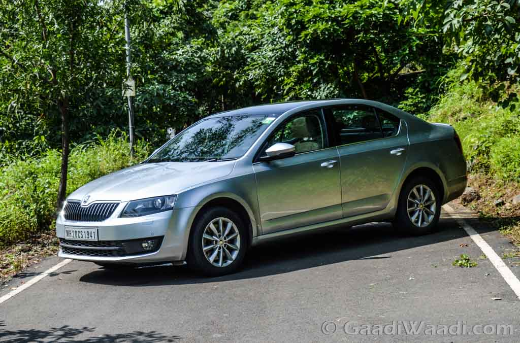 skoda octavia ambition plus variant silently launched. Black Bedroom Furniture Sets. Home Design Ideas