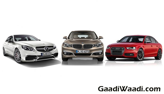 Top 10 Selling Premium Cars In August 2015 In India