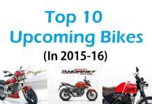 Top 10 upcoming bikes in 2015