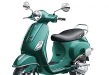 Vespa VXL 150 disc brake