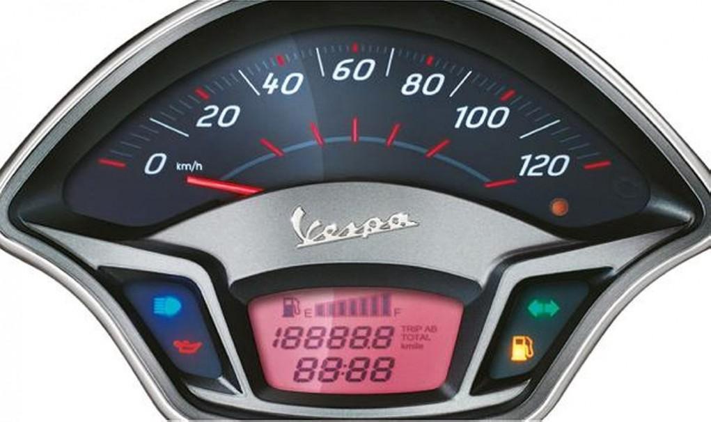 Vespa VXL 150 meter