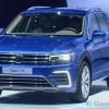 Volkswagen IAA (Frankfurt Motor Show 2015 - tiguan 2016 GTE plug in hybrid