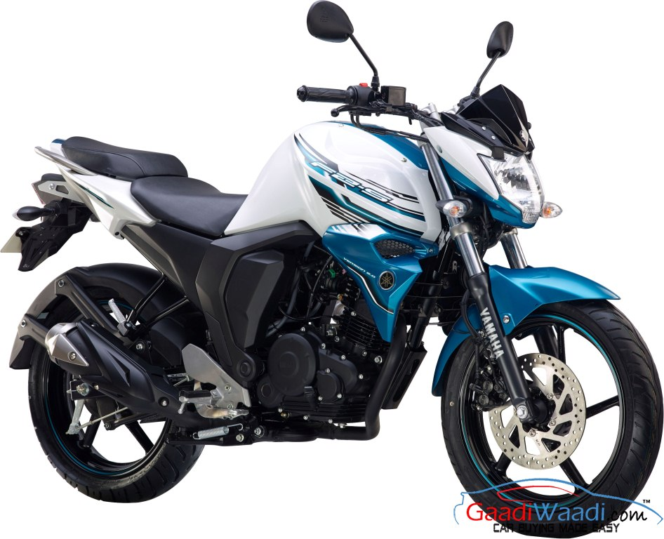 Yamaha Launches New Colors For Fz And Fazer Fi Variants