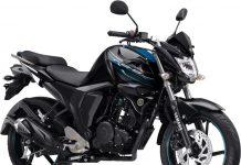 Yamaha FZ-S FI- Viper Black