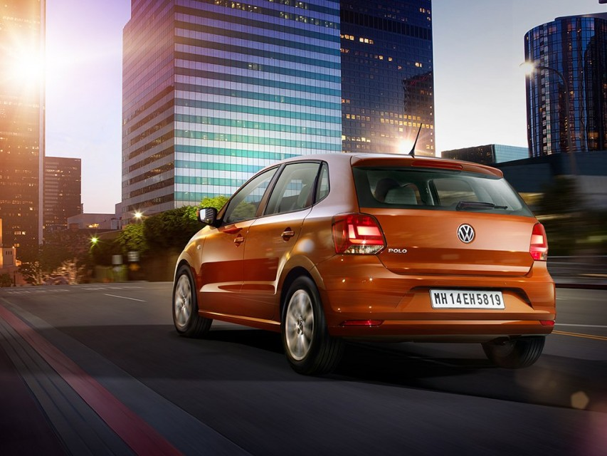 volkswagen polo india 1.5 TDI