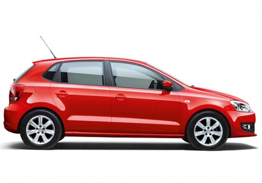 volkswagen polo india