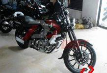 2015 Bajaj Avenger 200 Spied launch