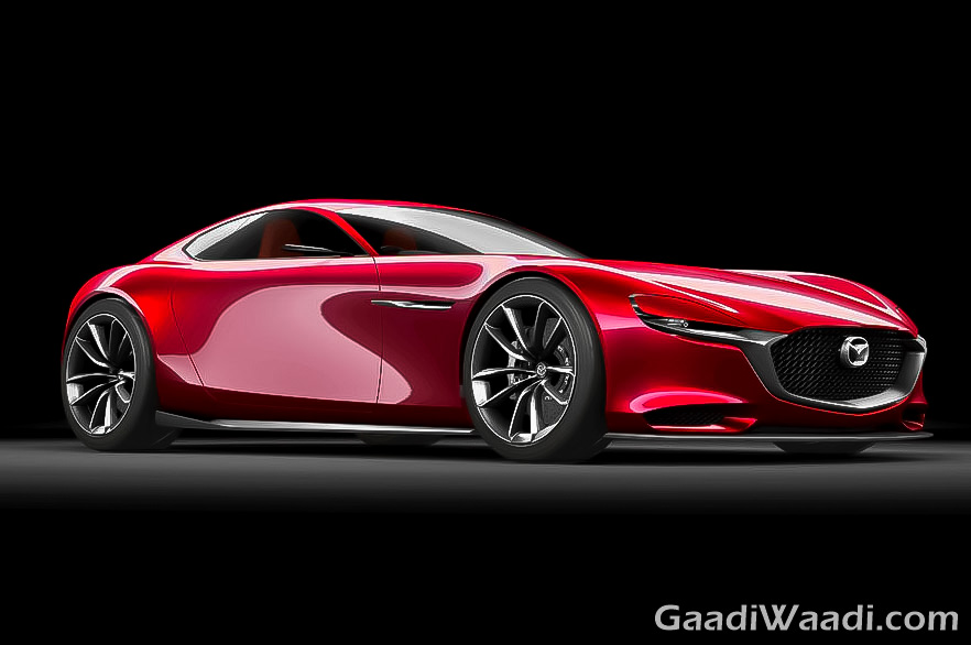 2015 Mazda RX Vision Concept tokyo