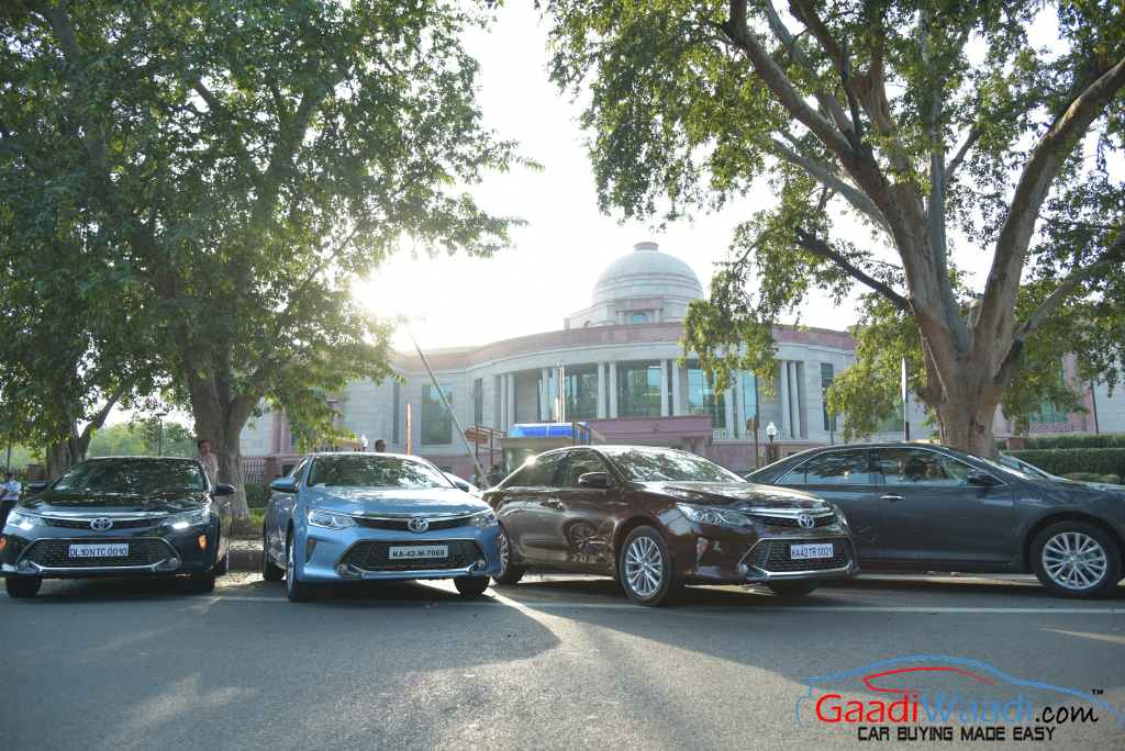 55 Camry Hybrid African Sumit India
