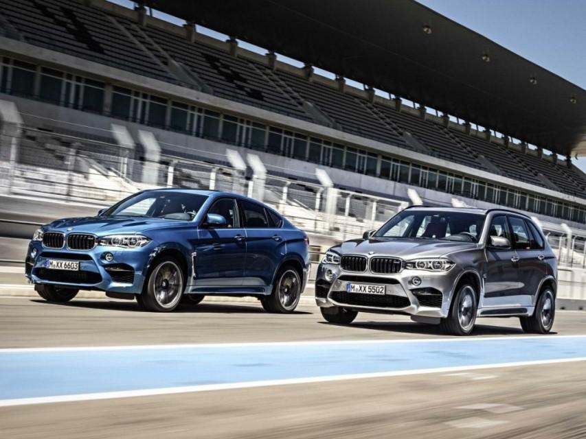BMW X5M X6M Launch India (2)
