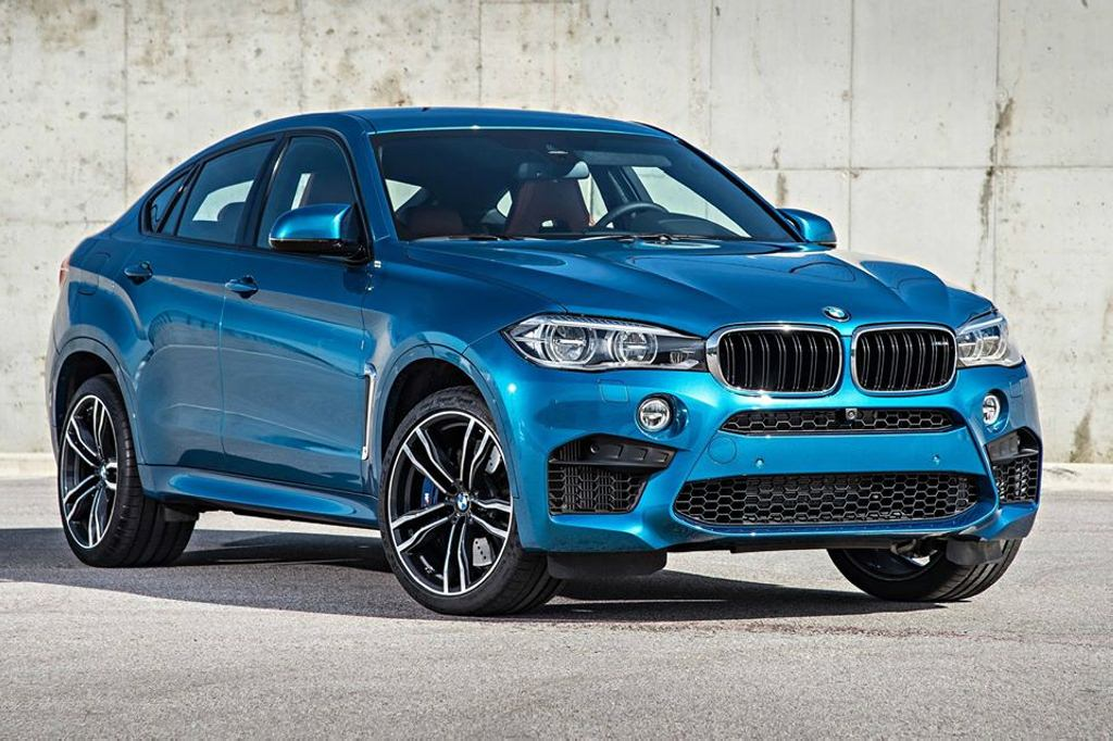 Bmw X5m And X6m Launched In India Pricing Starts At 1 55
