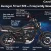 Bajaj New Avenger Street 220