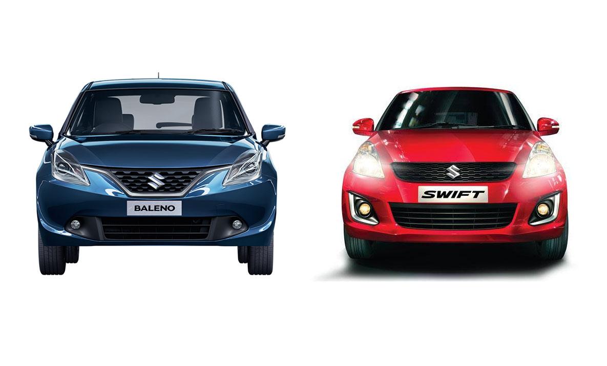 Maruti Suzuki Swift Vs S Cross