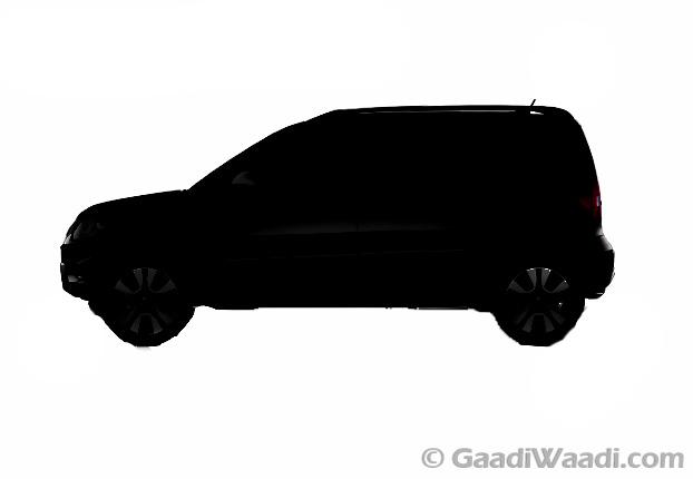 Chevrolet GEM B SUV rendering