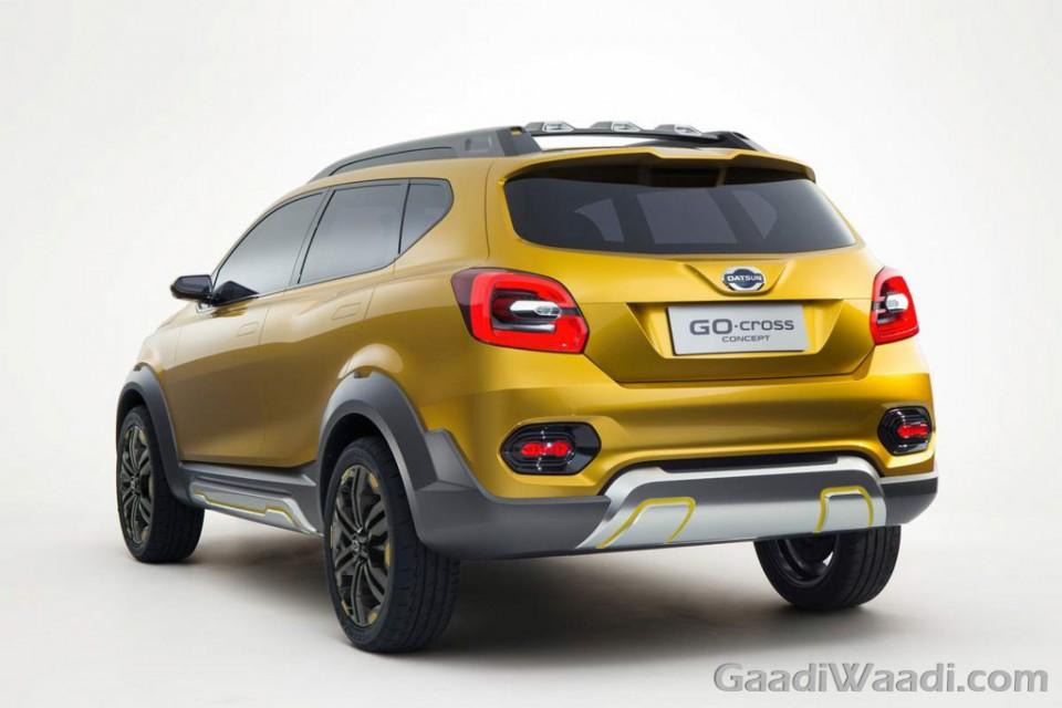 Datsun-Go-Cross-Concept-india-rear-view