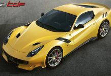 FERRARI F12TDF PAYS HOMAGE TO THE TOUR DE FRANCE, to view