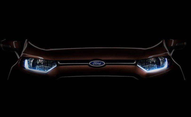 Ford-EcoSport-facelift-2016-teased