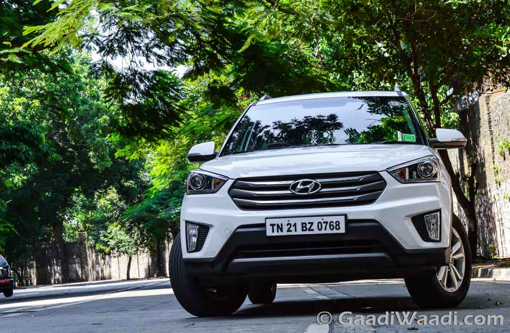 Hyundai Creta Petrol Review, Test Drive & Road Test