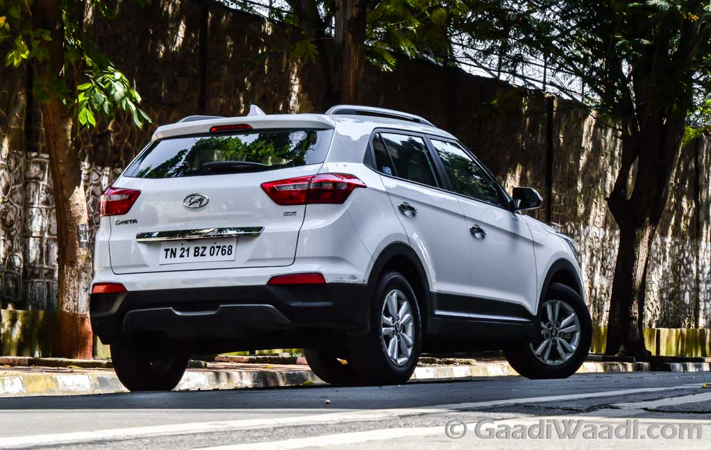 Hyundai Creta Petrol Review Test Drive Amp Road Test